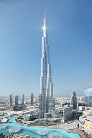 Burj Khalifa Building Image