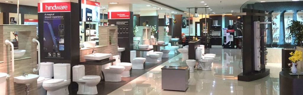 Hindware Brand Showroom