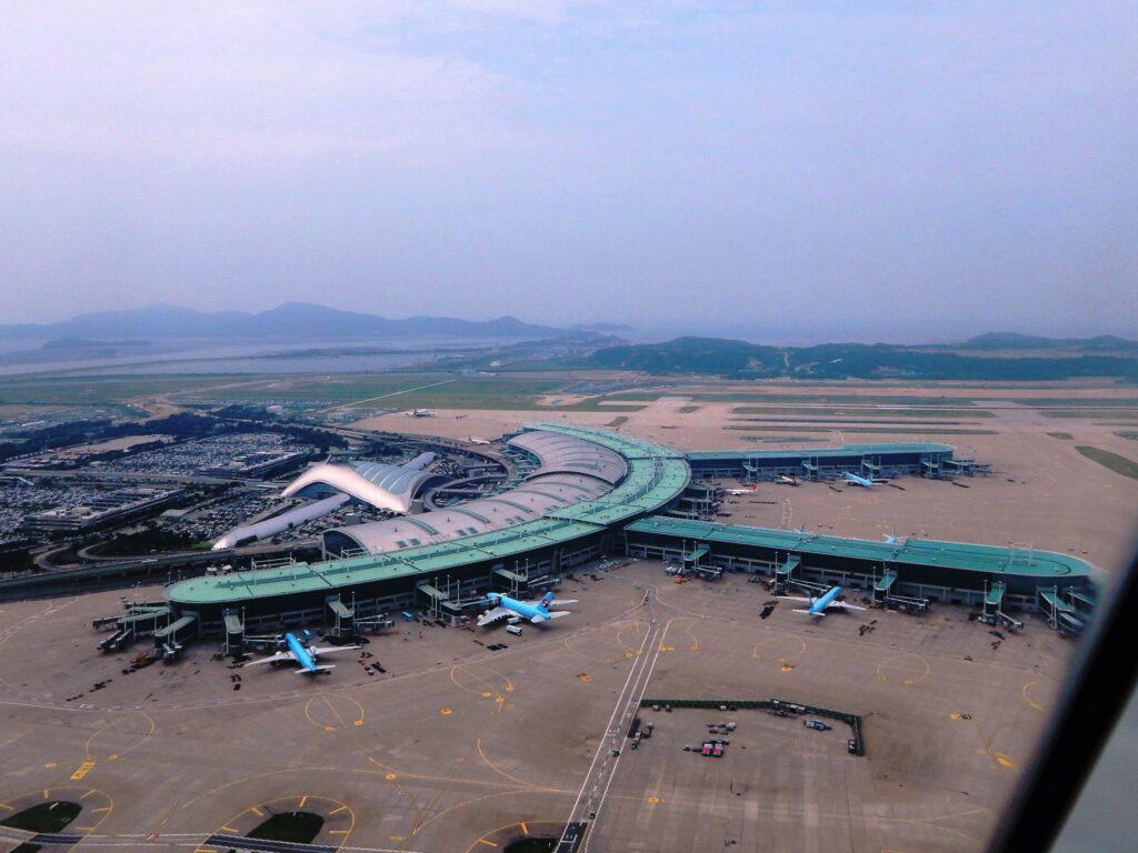 International Airport Construction